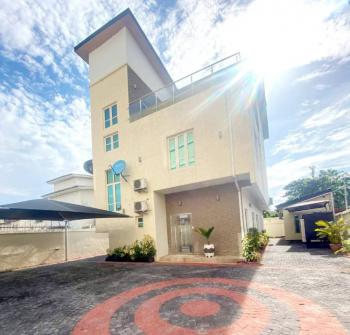 Brand New 5 Bedroom Fully Detached House  with a Room Bq, Parkview, Parkview, Ikoyi, Lagos, Detached Duplex for Sale