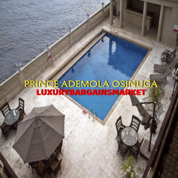 Cash Ready Client Only - Furnished Luxury Waterfront Apartment, Old Ikoyi, Ikoyi, Lagos, Mini Flat for Rent