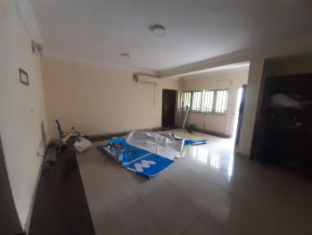 Serviced and Partly Furnished 3 Bedroom Flat with Bq, Wuse 2, Abuja, Flat for Rent