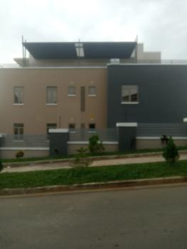 Luxury Newly Built 3 Bedrooms Apartment with Bq, Guzape District, Abuja, Flat for Rent