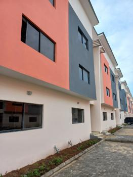 Luxury 4 Bedrooms Terraced Duplex + Bq, Behind Enyo Filling Station, Ikate Elegushi, Lekki, Lagos, Terraced Duplex for Rent