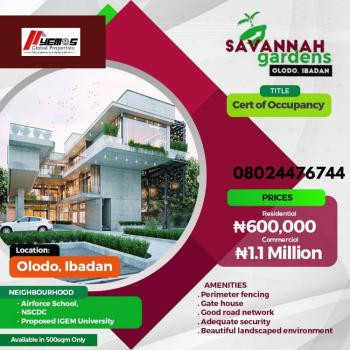 Land, Olodo, Ibadan, Oyo, Mixed-use Land for Sale