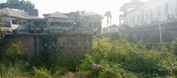 Prime 3292sqm Land with Uncompleted Structure, Atlantic View Estate, Alpha Beach Road, Igbo Efon, Lekki, Lagos, Residential Land for Sale