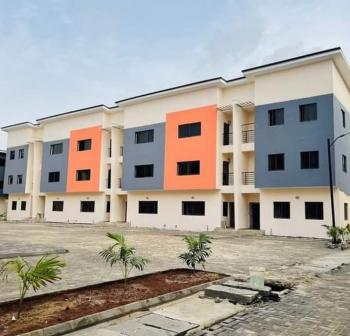 4 Bedrooms Fully Serviced Terraced Duplex with a Room Bq, Ikate, Lekki, Lagos, Terraced Duplex for Sale