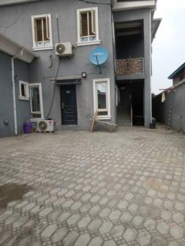 a Tasteful Built 4 Bedroom Semi Detached Duplex, Sunview Estate Crown Estate, Ajah, Lagos, Semi-detached Duplex for Sale