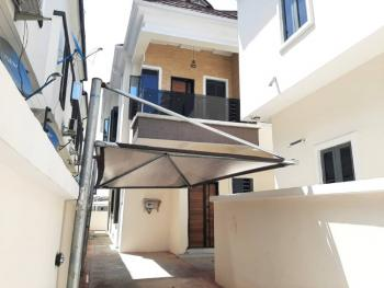 Luxury 3 Bedrooms Semi Detached Duplex with a Room Bq and a Fitted Kitchen, Chevron Alternative Route, Lekki, Lagos, Semi-detached Duplex for Sale