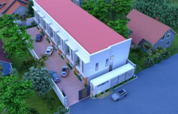 Pay in 5 Months - 2 Bedrooms Spacious Duplex. 50% Done, Peace Estate, Ogidan, Ajah, Lagos, Terraced Duplex for Sale