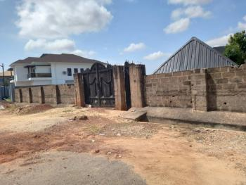 Strategically Positioned, Fenced, Gated 1 and Half Plot of Land, Golf Estate Phase 1, Enugu, Enugu, Mixed-use Land for Sale