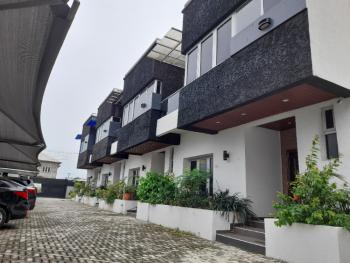 an Aesthetically Pleasing 4 Bedrooms Terrace in a Great Part of Town, Oniru, Victoria Island (vi), Lagos, Terraced Duplex for Sale