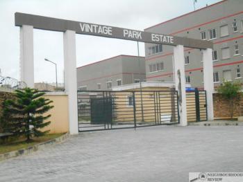 Serviced Plot Measuring 600sqms, Vintage Park Estate, Ikate Elegushi, Lekki, Lagos, Residential Land for Sale