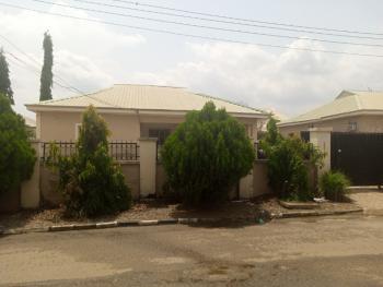 3 Bedroom Bungalow with Bq, Behind Ceadacrest Hospital Apo-nepa, Apo, Abuja, Detached Bungalow for Sale