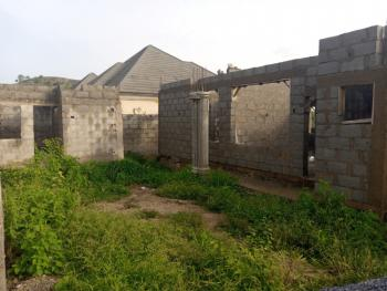 3 Bedroom Bungalow Carcass, Lokogoma District, Abuja, Detached Bungalow for Sale