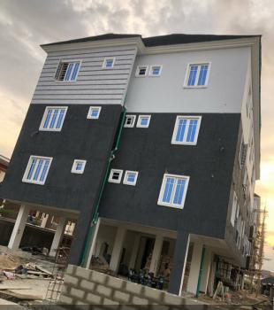 Brand New 3 Bedrooms Flat with a Room Bq, Lekki, Ikate, Lekki, Lagos, Flat for Rent