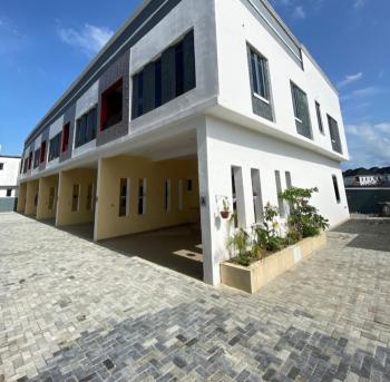 Newly Built 4 Bedroom  Terrace Duplex with Spacious Rooms, Lekky County Homes, Ikota, Lekki, Lagos, Terraced Duplex for Rent