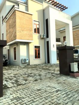 Luxury 5 Bedrom Fully Detached Duplex with 1 Room Bq, Off Issac John Street, Ikeja Gra, Ikeja, Lagos, Detached Duplex for Rent