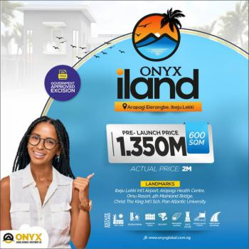 Residential Land in a Strategic Location, Arapagi, Ibeju Lekki, Lagos, Residential Land for Sale