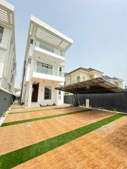 5 Bedroom Automated Detached Duplex with Pool Duplex with Private, Lekki Phase 1, Lekki, Lagos, Detached Duplex for Sale