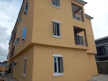 Newly Built 3 Bedrooms En-suite Flat, Thera Annex, Sangotedo, Ajah, Lagos, Flat for Rent