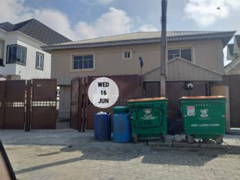 Spacious 3 Bedroom Flat, All Rooms Ensuite with Guest Toilet, Chevy View Estate Chevron, Lekki, Lagos, Flat for Rent