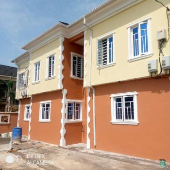 Newly Built 3 Bed Flat with Pop All Tiles N More Comfortable, Amule Road Ayobo, Ipaja, Lagos, Flat for Rent