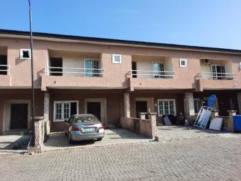 a Newly Built Carcass 3 Bedroom Terraced Duplex, Road 13, Lekki Gardens Phase Two, By Abraham Adesanya Roundabout, Ajah, Lagos, Terraced Duplex for Sale