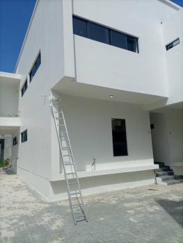 Tastefully Finished 3 Bedrooms Terraced Duplex in a Serene Estate, Sangotedo, Ajah, Lagos, Terraced Duplex for Sale