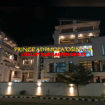 Direct Cash Ready Clients - Luxury 4 Bed Maisonette on 2 Floors, Old Ikoyi, Ikoyi, Lagos, Terraced Duplex for Rent