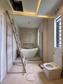 Luxury 5 Bedrooms Duplex with a Room Bq & Oversized Swimming Pool, Ajah, Lagos, Detached Duplex for Sale