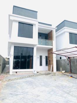 Exquisite Five Bedrooms Fully Detached Duplex with Bq, Addo Road, Ajah, Lagos, Detached Duplex for Sale