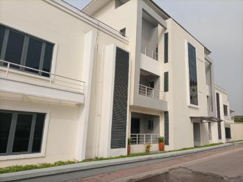 a Lovely and Serviced 3 Bedroom Apartment with a Room Bq, Parkview, Ikoyi, Lagos, Flat for Rent