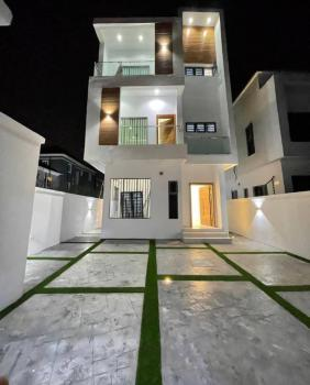 Luxury Well Finished 5 Bedroom Detached Duplex with Pool, Ajah, Lagos, Detached Duplex for Sale