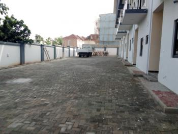4 Bedrooms Terrace with 1 Room Bq, Guzape District, Abuja, Terraced Duplex for Sale
