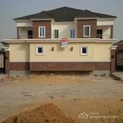Exquisitely Finished 5 Bedroom Semi Detached Duplex With A Room Bq, Osapa, Lekki, Lagos, 5 bedroom, 6 toilets, 5 baths Semi-detached Duplex for Sale