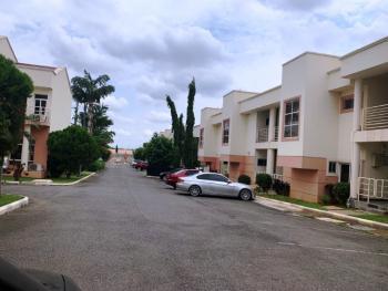 Newly Built 3 Bedrooms Terrace, Jabi, Abuja, Terraced Duplex for Sale