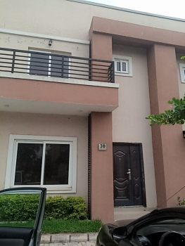 a Beautifully Finished 3 Bedroom, Urban Shelta Estate, Lokogoma District, Abuja, Terraced Duplex for Rent