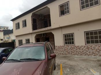 Massive and Spacious a Room and Parlour Self Con Upstairs, Agungi, Lekki, Lagos, Mini Flat for Rent
