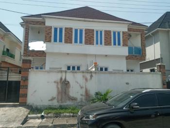 Newly Built 4 Bedroom Semi Detached Duplex Wit Room Bq, Private Compound, Osapa, Lekki, Lagos, Semi-detached Duplex for Rent