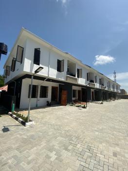 Brand New 4 Bedrooms Terrace Duplex with Bq, By Lekki 2nd Toll Gate, Lekki, Lagos, Terraced Duplex for Rent