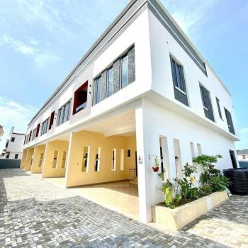 Tastefully Built 4 Bedrooms Terraced House, Lekki County Homes, Lekki Expressway, Lekki, Lagos, Terraced Duplex for Sale