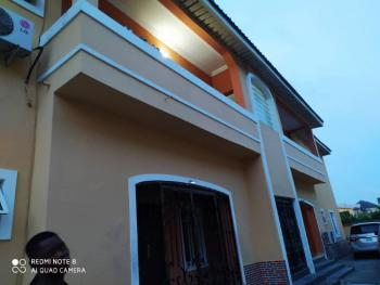 Lovely and Beautiful 3 Bedroom Apartment, Along Addo Road S-forte Estate, Ajah, Lagos, Flat for Rent