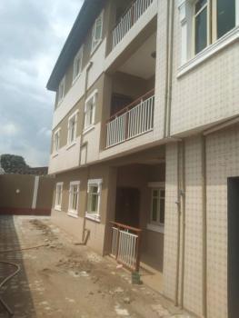 New 2 Bedroom Flat in a Serene Estate Environment, Omolade, Behind Best Option Filling Station, Igando, Alimosho, Lagos, House for Rent