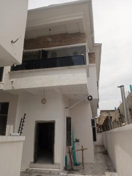 Brand New 4 Bedrooms Semi-detached Duplex with a Bq, Orchid Road, Beside Victoria Bay Estate, Lekki, Lagos, Semi-detached Duplex for Sale