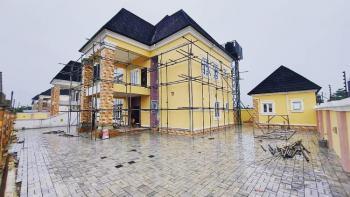 Newly Built 5 Bedroom Detached Duplex with 2 Bq All Ensuite, Naf Base Harmony Estate Off G U Akeh Road Eliozu, Port Harcourt, Rivers, Detached Duplex for Rent