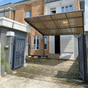 Lovely Four Bedroom Semi Detached Duplex, Chevy View Estate, Lekki, Lagos, Semi-detached Duplex for Rent