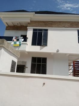 Brand New 4 Bedroom Fully Detached Duplex with a Bq, Orchid Road, By Second Toll Gate, Lekki, Lagos, Detached Duplex for Sale