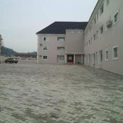 Well Built & Spacious Selfcontained + 1bedrooms Apartment(mini Flat), Diplomatic Zones, Abuja, 1 bedroom, 1 toilet, 1 bath Self Contained Flat for Rent