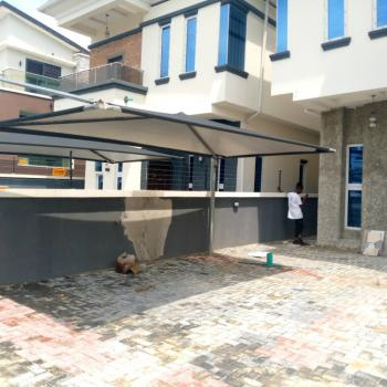 Brand New Lovely 5 Bedrooms Apartment, Thomas Estate, Along Sangotedo Road, Ajah, Lagos, Flat for Sale