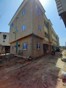 a Lovely and Nice Newly Built 2 Bedroom Flat with Car Park, Bajulaiye Street, Shomolu, Lagos, Flat for Rent