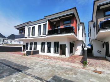 Newly Built 4 Bedrooms Luxury Semi Detached Duplex with a Bq, Chevron Alternative, Lekki, Lagos, Semi-detached Duplex for Sale