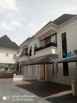 4 Bedrooms Semi Detached Duplex, Chevron Drive, Lekki, Lagos, Semi-detached Duplex for Rent